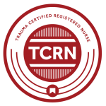 Trauma Certified Registered Nurse Certification Logo