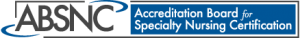 Accreditation Board for Specialty Nursing Certification Logo