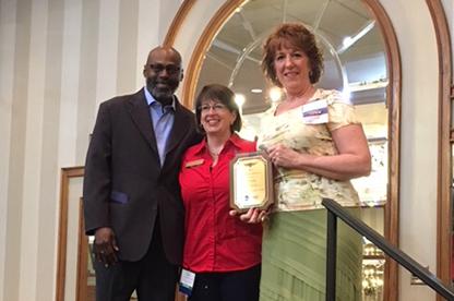 Teresa Elder Award Acceptance