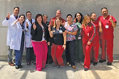 USC Verdugo Hills Hospital Staff 2