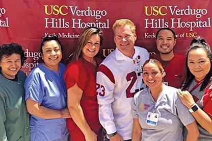 USC Verdugo Hills Hospital Staff