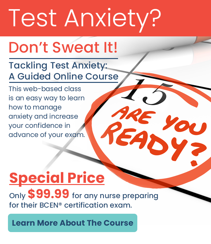Test Anxiety Course